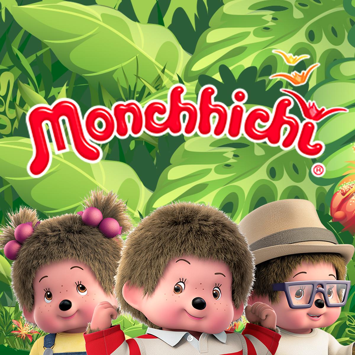 monchhichi juguetes